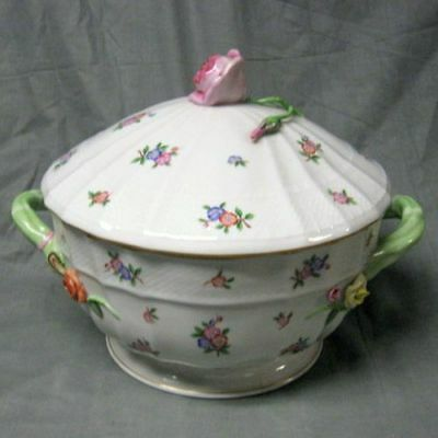 Herend Her34 Tureen with Lid