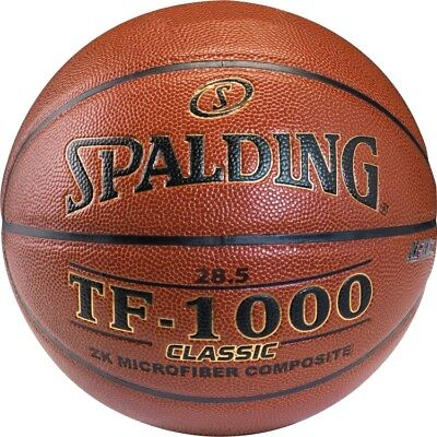 Spalding TF-1000 Classic Indoor Basketball, 28.5""