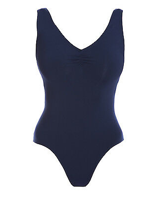 Childrens Energetiks Navy Tactel Leotard CL04 size small