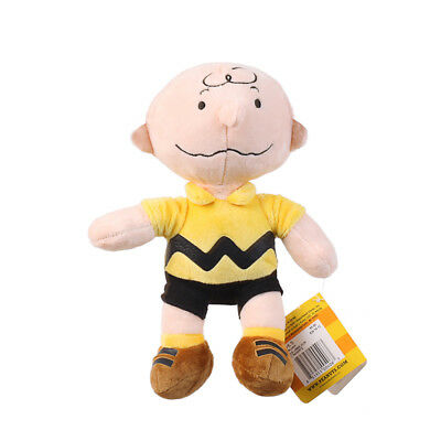 Peanuts Charlie Brown Kohls Cares Plush Doll Figure Toy 12 Inch