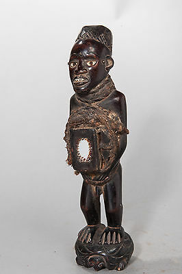 Yombe, Power Figure, D.R. Congo, African Tribal Sculpture, African Art