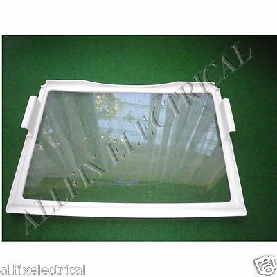 Used Whirlpool Fridge WBM35LW, WBM39LW Glass Shelf - Part # 326021285aSH