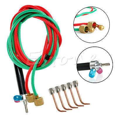 Hot Sale Jewelers Micro Mini Gas Little Torch Welding Soldering Kit & 5 Tips