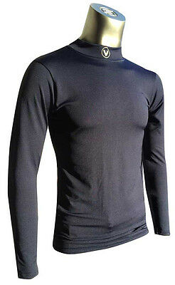 Viga T-Neck Thermal Running Multisport Base Layer Longsleeve T-Shirt RP£29.99