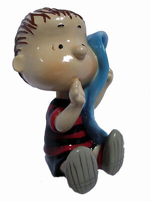 "Peanuts Collectable - Linus - 3"" tall (8148)"