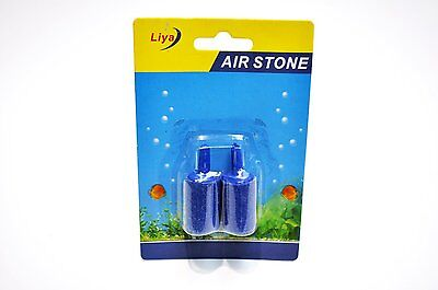 Value 2 Pack Cylindrical Aquarium Airstones