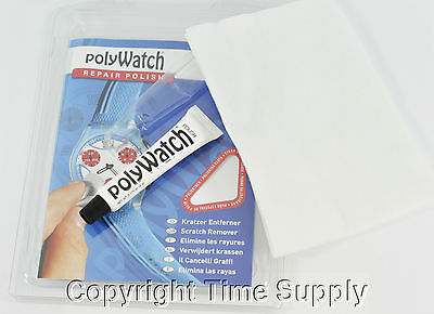 Watch Crystal Scratch Remover Polywatch Scratch Remover
