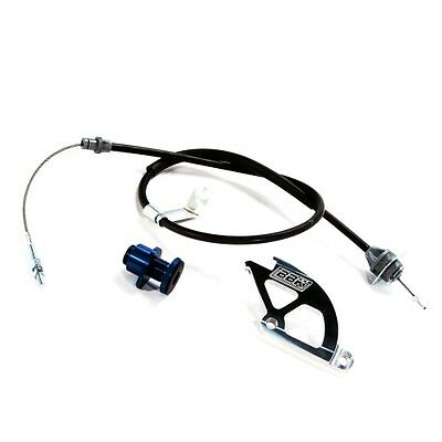 BBK 16095 Adjust Clutch Cable, Double Hook Alum. Quadrant & Firewall Adjustr Kit