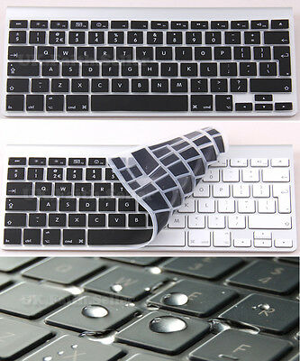 "Waterproof UK Silicone keyboard Cover Protector for 13"" & 15"" Inch Macbook Pro"