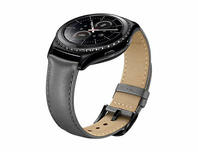 Samsung Smartwatch Replacement Band for Samsung Gear S2 in Classic Brown SM-R730