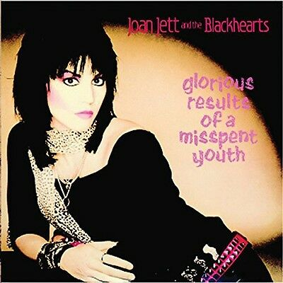 Joan Jett and the Bl - Glorious Results of a Misspent Youth [New Vinyl]
