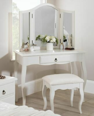 Romance white dressing table, Stunning French dressing table ONLY.QUALITY