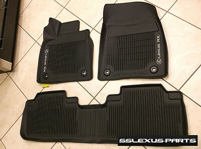 lexus rx350 floor mats oem gurus floor. Black Bedroom Furniture Sets. Home Design Ideas