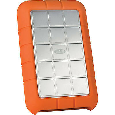 1 TB LaCie Rugged Tripple. USB3.0 & 2x FireWire 800. NEW!