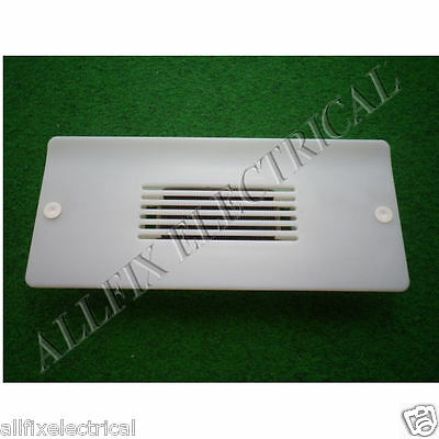 Used Whirlpool Fridge WBM39LW Filter and Cover - Part # 004213068SH