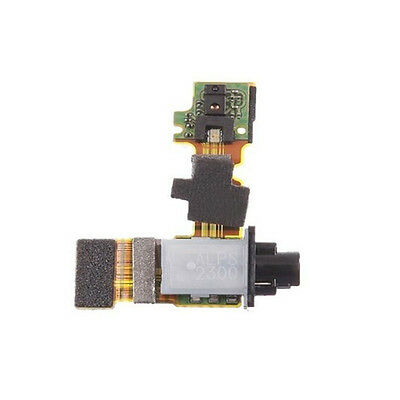 2016 Replacement Earphone Jack + Light Sensor Flex Cable For Sony Xperia Z2