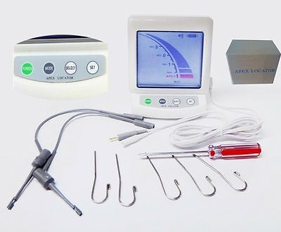 ProDENT Dental Apex Locator Endodontic Root Canal Finder with Accessories US