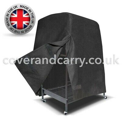 Luxury Bird Cage Cover. Varying Sizes made in the UK