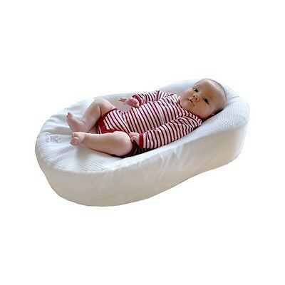 Cocon ergonomique Cocoon-a-baby Bianco S3 [60004600] Red Castle