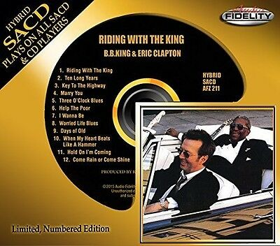 Eric / King,B.B. Clapton - Riding With The King [SACD New]