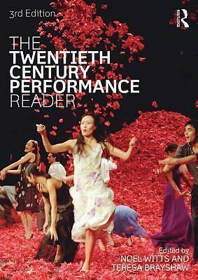 The Twentieth Century Performance Reader - 9780415696654 PORTOFREI