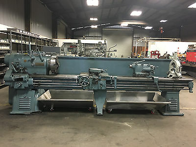 Leblond Engine Lathe 20x100