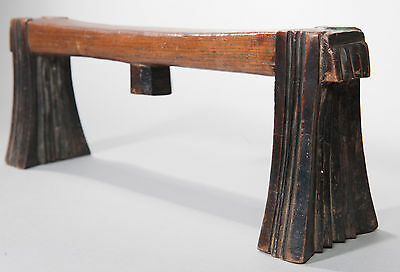 Zulu/Swazi Neck Rest, Izigqiki  Zululand, South Africa, Old Cape Town Collection