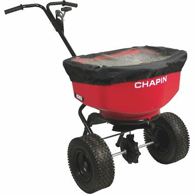 Earthway Ev-N-Spred Broadcast Fertilizer Spreader with 100-lb Capacity Hopper