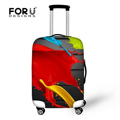 "Carrier Travel 20""24""26""28"" Fashion Luggage Cover Protector Suit Case Protector"