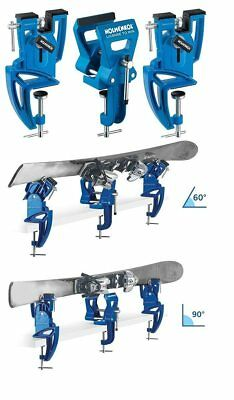 Holmenkol Ski Vise Racing Skispanner - Skihalterung Plus World Cup