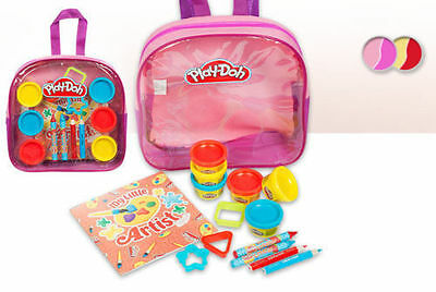 PLAY-DOH GIRLS BOYS ACTIVITY BACKPACK KIDS Gift Toy Christmas Stocking Filler