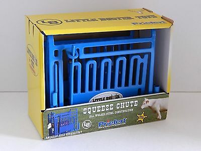 Little Buster Squeeze Chute All Welded Steeel Construction Toy