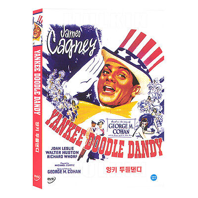 Yankee Doodle Dandy (1942) DVD - James Cagney (*New *Sealed *All Region)