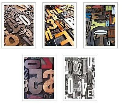 Typography by Holli Conger - IKEA Kort Art Cards / Prints