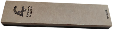 "Belgian Yellow Coticule 8x1,5"" Natural Sharpening Stone"
