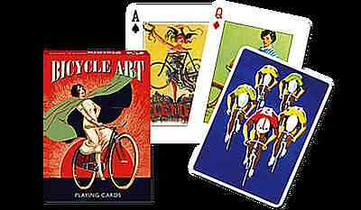 Bicycle Art set of 52 playing cards (nm)