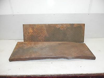 34 35 36 1934 1935 1936 1936 International Ih Ihc Truck Running Step Boards