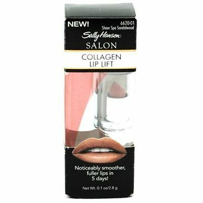 Sally Hansen Salon Collagen Lip Lift, Sheer Spa Sandalwood