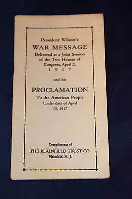 """woodrow wilsons war message essay Get an answer for '""""war message to congress"""" by wilson, how does wilson justify his request to go to war what reasons does he give are all his reasons compatible how does wilson define democracy what is wilson's view of german-americans how does it compare to roosevelt's' and find homework help for other history questions at enotes."""