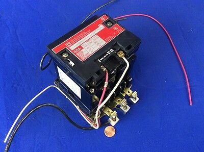 Square D 60A Lighting Contactor 8903Spg2