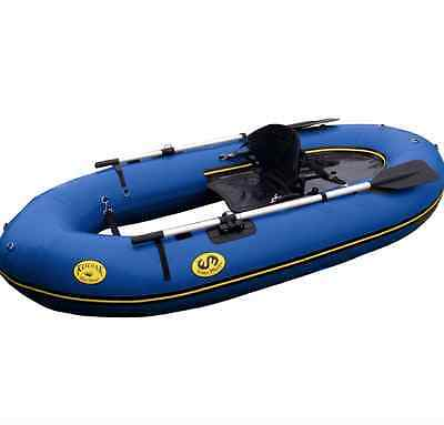 NEW WaterMaster Kodiak Inflatable Watercraft | Royal Blue | Expedition Package
