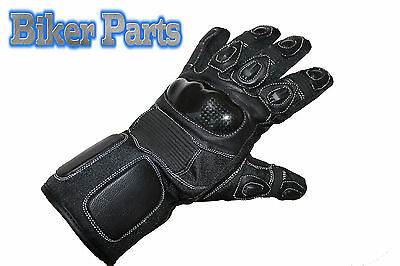 Deportivo Textil y piel Motorista moto motocicleta scooter Guantes Impermeables
