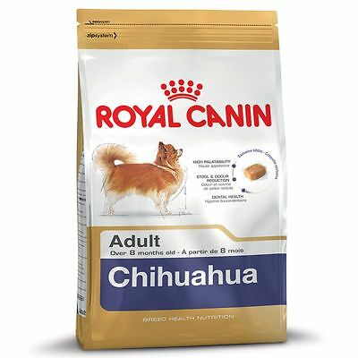 3Kg  Royal Canin Chihuahua Adult Breed Specific Dog Food