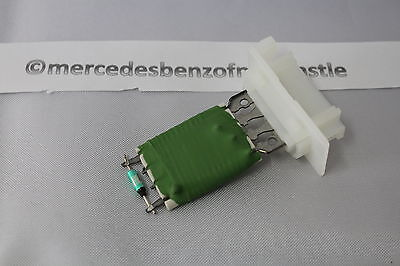 Genuine Mercedes-Benz W169 A-Class Heater Blower Regulator Resister A1698200397