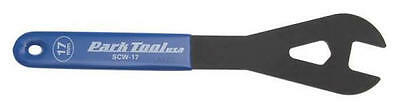 Park Tool SCW-17 17mm Shop Cone Spanner Wrench Blue Black Bicycle Bike Cycling