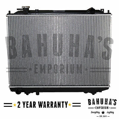 Ford Ranger Mazda B2500 2.5 Manual Radiator 1996 2006 2 Year Warranty *new*