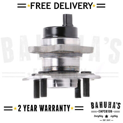 Toyota Yaris 1.0,1.3 1.5 Rear Wheel Bearing Hub + Abs Sensor 99 05 *brand New*