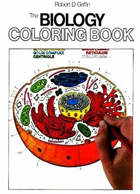 The Biology Colouring Book-Robert D. Griffin