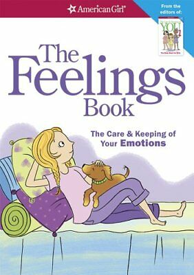 The Feelings Book : The Care and Keeping of Your Emotions-Lynda Madison