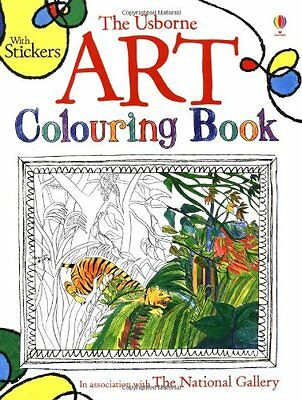 Art Colouring Book (Colouring Books)-Rosie Dickins